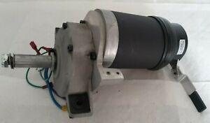 Hoveround MPV5  Motor, Axle & Brake (Right Side)