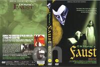Faust - Eine deutsche Volkssage (1926) - F.W. Murnau, Gosta Ekman  DVD NEW
