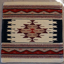 Wool Pillow Cover HIMayPC-41 Hand Woven Southwest Southwestern 18X18