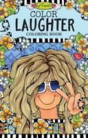 COLOR LAUGHTER COLORING BOOK - TORONTO, SUZY - NEW PAPERBACK BOOK