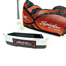 TaylorMade Spider Blade 12 Left-Hand Putter. 35 inch - Good Cond, Free Post 6987