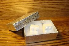 WHITE LEGO Block Design Cuff links 1 Pair (Two) Hamilton Gold Plated  $2.50
