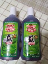 2  Shampoo Sangre de Drago del Indio Papago with Keratin for Dry & Damaged Hair
