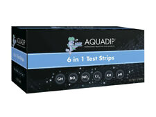 6 in 1 Test Strips (50 Tests) for Freshwater Aquariums