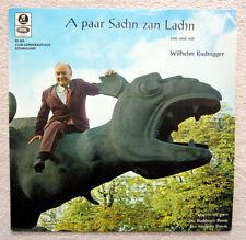 LP / WILHELM RUDNIGGER / AUSTRIA / RARITÄT / CLUB-AUFLAGE /