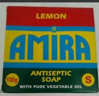 Amira  Antiseptic Soap 100g  ( Pack of 1 , 2 , 4 , 6,  8 , 10 & 12 Soap)