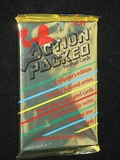 1990 NFL National Football League Action Packed Foortball Cards Series 2 New