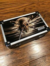 Vaultz 3D Pirate Skull Locking Case