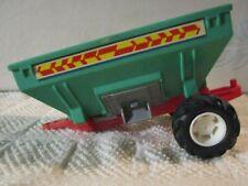(T281) New Ray Toys Grain Cart Farm Equipment Green