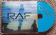 RAF / DIMENTICA - CD single (Italy 2006) NEAR MINT