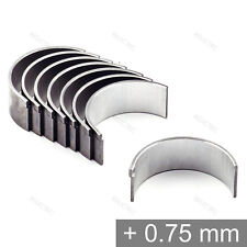 For Renault F2N F3N F3P F4R F5R F7P F7R F8M F8Q F9Q 2.0 1.9 ConRod Bearings 0.75