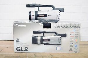 Canon GL2 Mini DV Professional Camcorder in near mint condition(church owned)