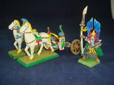 W/H FANTASY HIGH ELF TIRANOC CHARIOT AOS - METAL HIGH ELVES 1990s