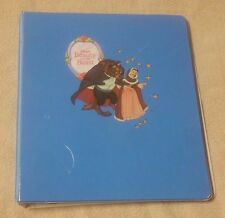 Disney BEAUTY AND THE BEAST 1992 PRO SET 72 Cards 12 Scratch See 5 Color BINDER