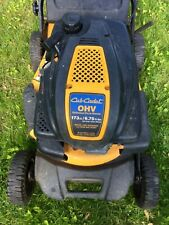 Parts or Repai 00006000 r Cub Cadet 6.75hp Lawn Mower w/Bag-Pickup Only,No Shipping!