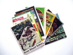 11 x Eduard Kettner Katalog Prospekte 60/70er Jagdwaffen Jagdbedarf Jagd Jäger