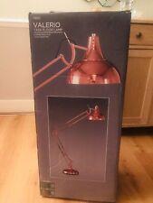 next valerio task floor lamp