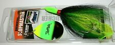 "5"" Slopmaster Joe Bucher Musky Pike Spinnerbait Bullfrog 528-85006"