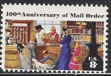 Scott 1468- 100th Anniversary of Mail Order- MNH 1972- 8c mint stamp