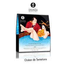 Massage et Cosmetique Gel de Bain LoveBath Océan de Tentations - SHUNGA