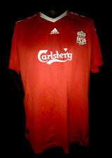 Liverpool 2008-10 Home Vintage Football Shirt - Excellent Condition