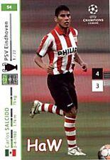 PANINI Champions League 2007/2008 07 08 Carlos Salcido Nr. 54 - PSV Eindhoven