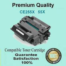 3 x CE255X 55X Compatible For HP Laserjet P3010 P3011 P3015, PRO MFP M521