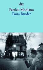 Dora Bruder by Patrick Modiano (2013, Paperback) UNREAD