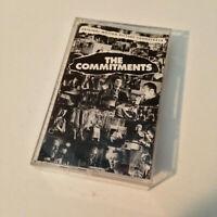 THE COMMITMENTS - Movie Soundtrack - Cassette Tape - EX - RARE!
