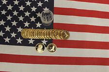 2004-S Proof Sacagawea Dollar Roll - 20 Coins - Gem Deep Cameo