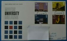 1971 GB Stamps First Day Cover - British Architecture, University Buildings