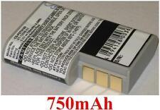 Batería 750mAh tipo KT-12596-01 GTS3100-M 21-36897-02 Para Symbol PDT3142