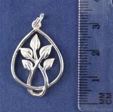 TREE OF LIFE Pendant in .925 Sterling Silver
