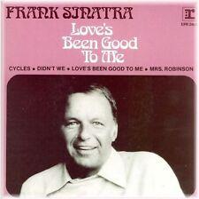 Love EP 45 RPM Speed Vinyl Records