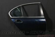 Ori BMW 7er E65 Fahrer Tür hinten rechts HR H R Scheibe rear right door