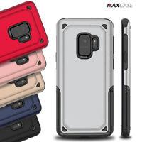 MAXCASE Slim Armor Tough Strong Case Cover For Samsung Galaxy S9 & S9 Plus