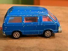 Rare Majorette Toyota Lite Ace No 216 blue 1:52 scale