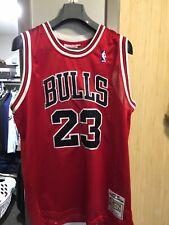 Michael Jordan Mitchell & Ness NBA Authentic Jersey Chicago Bull (size 50)