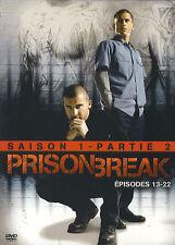 Prison Break : Saison 1 - Partie 2 (3 DVD)