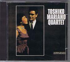CD TOSHIKO MARIANO QUARTET