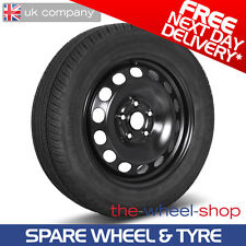 """16"""" Audi A4 - 2007 - 2015 - Full Size Spare Wheel and Tyre - Free Delivery"""