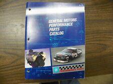 1990 General Motors Performance Parts Catalog GM Corvette Buick Oldsmobile (562)