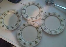 Lot of 4 PFALTZGRAFF NATUREWOOD DINNER PLATES