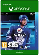 NHL 20 Deluxe Edition Xbox One Xbox 360 FULL GAME KEY