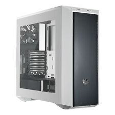 Cooler Master MasterBox 5 Mid Tower Computer Case - White
