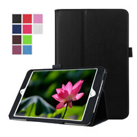 Slim Leather Smart Shockproof Case For Apple iPad Air 2 / Mini 1 2 3 4 Pro 9.7""