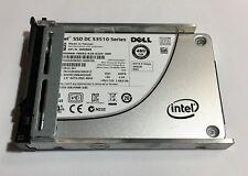 """SSDSC2KB480G8 Intel D3-S4510 480GB TLC SATA 6G 2.5/"""" Solid State Drive Pulled *"""