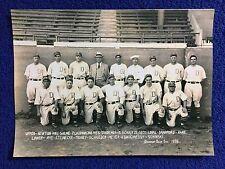 1932 Davenport (Iowa) Blue Sox Defunct Minor League Baseball Team Photograph