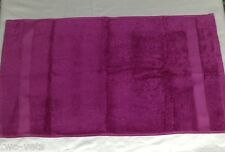 """TOWELS CANNON 100% COTTON TOWELS 16"""" x 29"""" PURPLE SOFT PLUSH  FREE SHIPPING"""