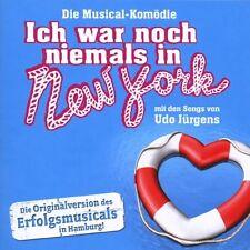 ICH WAR NOCH NIEMALS IN NEW YORK CD MUSICAL NEUWARE